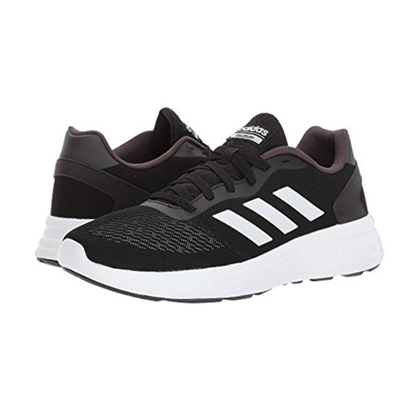小降好价!adidas Cloudfoam男子休闲鞋 到手约442.12元