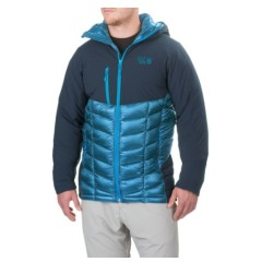 清仓!Mountain Hardwear 山浩 Supercharger Insulated 男款羽绒服 3色选