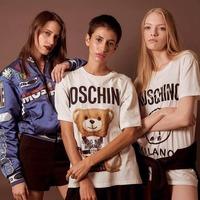 低至4折+额外8折 Moschino 潮服热卖 粉丝最爱小熊毛衣款式全 超多半价