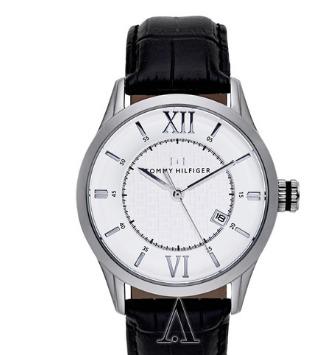 Tommy Hilfiger Huntington 男士时装手表 历史低价 $38.4(约247.93元)