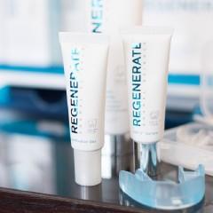 牙齿美白特殊护理!Regenerate 牙齿美白套装 精华素 活性凝胶 16ml×2