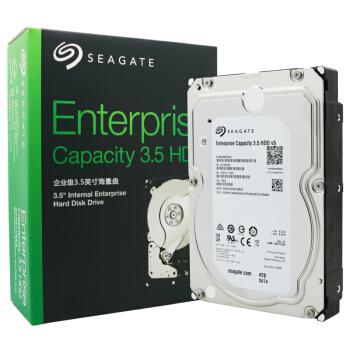 Seagate 希捷 V5系列 ST4000NM0035 4TB 3.5寸企业级硬盘 909元包邮