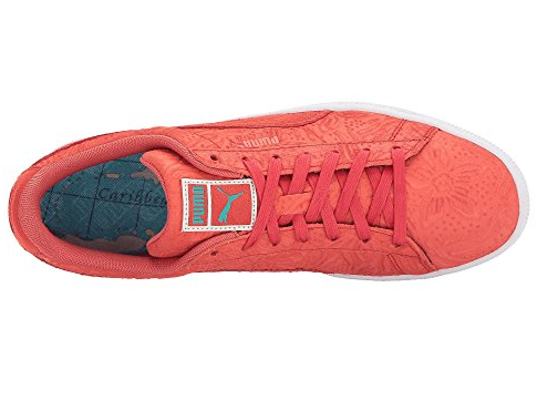 PUMA 彪马 Suede Caribbean Floral 男款休闲运动鞋 24.99美元约¥163(原价75美元) 买手党-买手聚集的地方