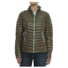 Mountain Hardwear 山浩 Ghost Whisperer 800蓬 女款羽绒服