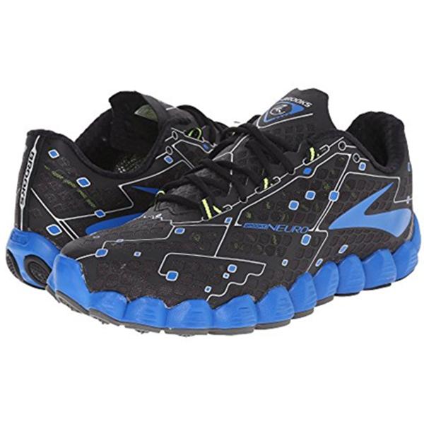 轻盈回弹!Brooks布鲁克斯Neuro男子跑步鞋 $55.99(到手约¥483)