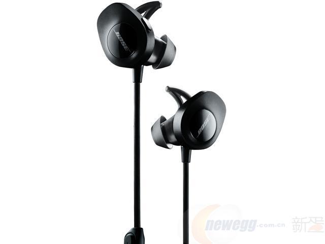 Bose SoundSport 无线耳机-黑色 1069元(需用券)