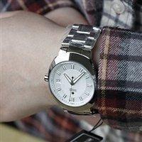 HAMILTON 汉密尔顿 H31121783 女款腕表 $159(需用码),免费直邮