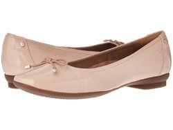 折合244.93元 Clarks 其乐 Candra Light 女士平底鞋 粉色