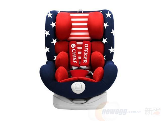 ¥1580 CHIEFOFFICER首席官汽车儿童安全座椅