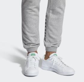 折合104.93元 Adidas阿迪达斯Cloudfoam Advantage Clean男士经典休闲鞋