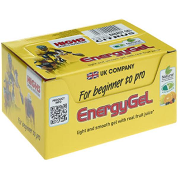 即时供能!High5 Energy Gel能量胶小袋装 76.02元