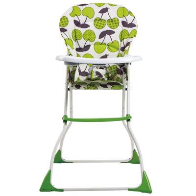 ¥129 限地区:Happy Dino 小龙哈彼 儿童折叠餐椅 果绿色 LY100-M150