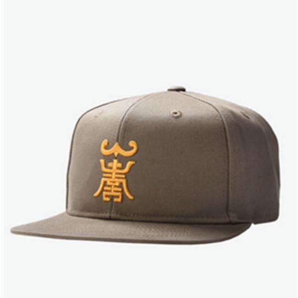 百搭款!Draconite 初弎联名系列棕色刺绣棒球帽 62元包邮(需用券)