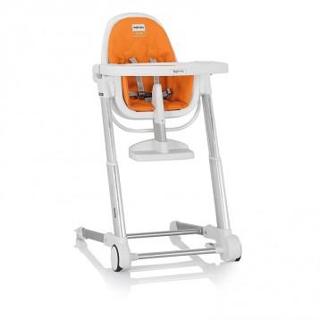 用码好价:Inglesina 英吉利那 祖玛 zuma 儿童餐椅 橙色 亚马逊海外购 8.6折 直邮中国 ¥1198