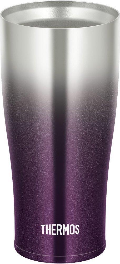 膳魔师(THERMOS) 新款 JDE-420C SP 不锈钢保温杯 420ml 1827日元(约108.71元)