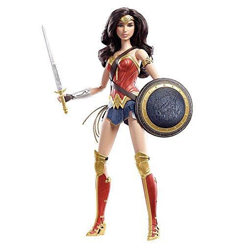 芭比(Barbie) Collector 蝙蝠侠大战超人 DGY05 神奇女侠玩偶 198元包邮(需用码)