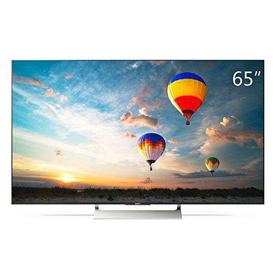 ¥11599 SONY 索尼 KD-65X9000E 65英寸 4K液晶电视