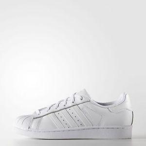 大码福利: adidas 阿迪达斯 Originals SUPERSTAR 女款休闲运动鞋 $31.99(立减,约¥280)