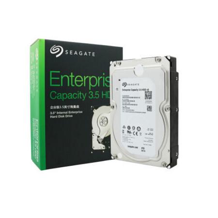 希捷(seagate) V5系列 ST4000NM0035 4TB 3.5寸企业级硬盘 7200转 SATA3 128M ¥929