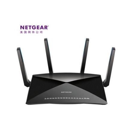 美国网件(NETGEAR) R9000AD 7200M 无线路由器( 802.11ac/ad、4600+1733+800Mbps、万兆光纤口) ¥2699