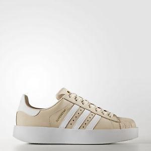 adidas Originals 三叶草 SUPERSTAR BOLD 女士休闲运动鞋 $29.99(约190.4元)