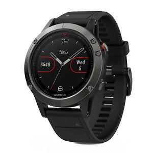 GARMIN 佳明 fenix 5 多功能运动户外GPS心率表 码后特价$494.99,转运到手约3240元