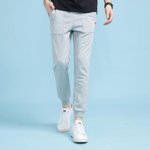 ¥29.9 METERSBONWE 男士细节针织裤 249174