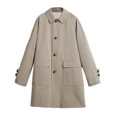 Burberry Reissued waxed gabardine car coat 复刻版经典款风衣