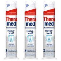 凑单品: Theramed Original 立式牙膏 100ml 三支装  6.99欧约¥55(京东45.9元/支)