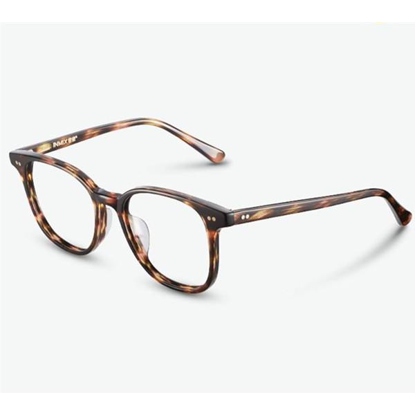 多款可选!inmix 经典抛光方形眼镜框 77.12元包邮(需用券)