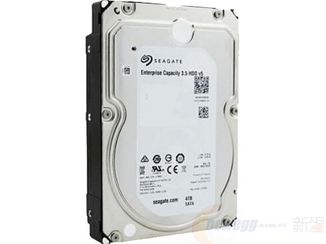 SEAGATE 希捷 V5 系列 企业级 机械硬盘 4TB ST4000NM0035 919元包邮(需用券)