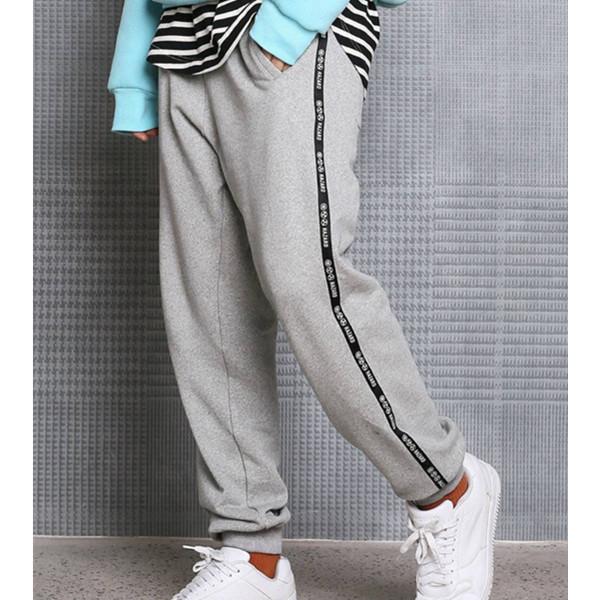 舒适好款!Turn:Mad 条纹针织长裤 198元包邮(需用券)
