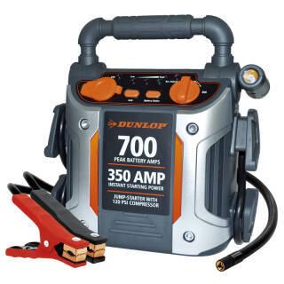 登路普(DUNLOP) 汽车应急启动电源 RP82521 无线充气泵 胎压计 369元