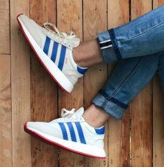 8折最后半天咯!Eastbay:精选 Adidas Originals 三叶草 Iniki Runner 运动鞋