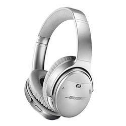 BOSE QuietComfort35 II 蓝牙无线降噪耳机 银色 2188元包邮