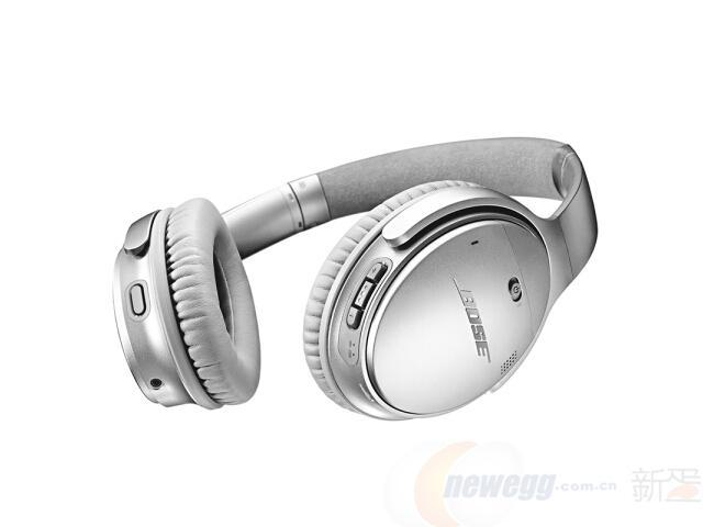 BOSE QuietComfort35 II 蓝牙无线降噪耳机 银色 2188元包邮(需用码)