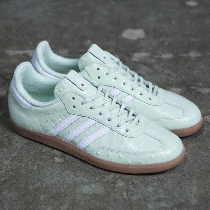 adidas originals Consortium x NAKED Samba 男款运动鞋 5400日元,转运到手约425元