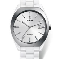 RADO雷达 Specchio系列R31561107Ceramos男士陶瓷机械腕表 $669