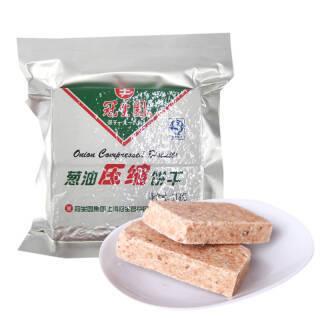 冠生园 葱油压缩饼干 118g/袋 4.3元