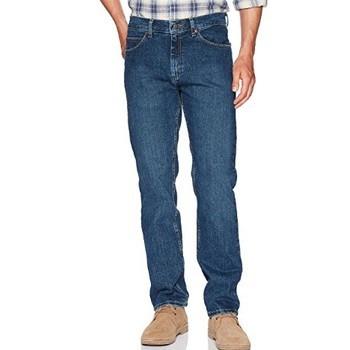 亚马逊海外购 Lee 男式修身直筒牛仔裤约190元(多款可选)