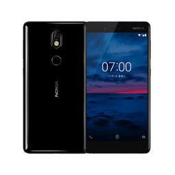 ¥1599 Nokia7 诺基亚7 4GB+64GB黑色全网通双卡双待移动联通电信4G手机
