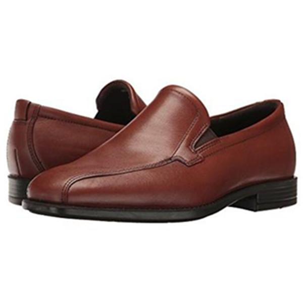 近期好价!ECCO Edinburgh Modern男士皮鞋 $63.50(到手约¥551)