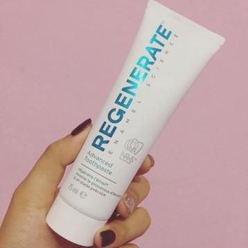 网红英国牙膏:Regenerate Enamel Science Advanced透亮美白固齿牙釉质修复牙膏 英淘8折 £8英镑直邮中国(优惠码)
