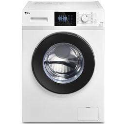 ¥1699 TCL 9公斤变频全自动滚筒洗衣机 芭蕾白 XQG90-P300B