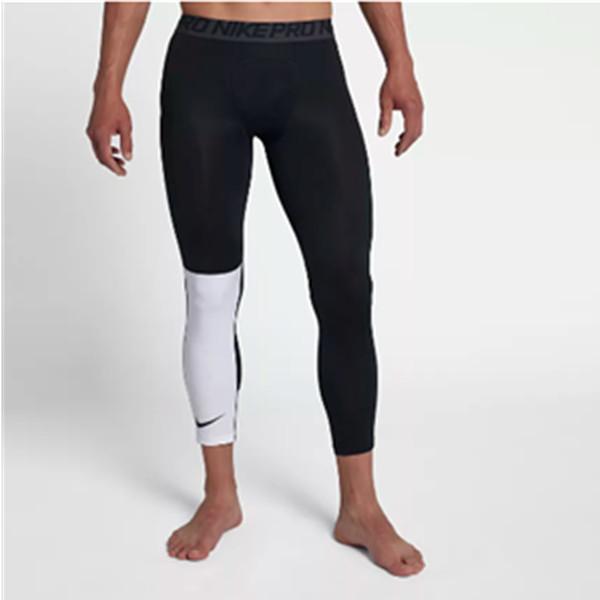 有效速干!NIKE PRO训练紧身七分裤 209.2元包邮