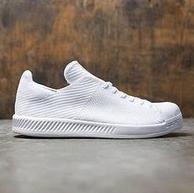 下单3折!adidas 阿迪达斯 Superstar Primeknit 男款休闲鞋  36美元约¥226