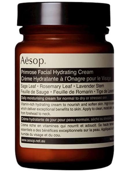 折合338.4元 Aesop Primrose Facial Hydrating Cream 伊索櫻草保濕面霜 120ml