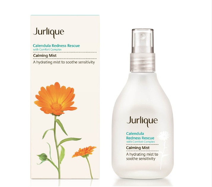 折合129.6元 JURLIQUE EXFOLIATING HAND TREATMENT 茱莉寇 金盏花舒缓花卉水 100ml