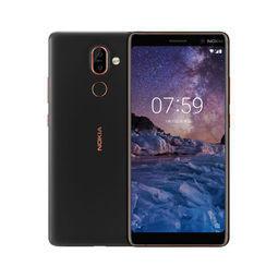 ¥2299 诺基亚7Plus(Nokia7Plus)4GB+64GB黑色全网通
