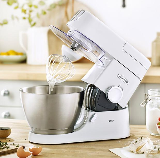 KENWOOD 凯伍德 KVC3100W 厨师机 +凑单品 2684.11元包邮